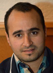 Zum stellvertretenden Geschäftsführer der SPD gewählt: Taufeck Essakali. (Foto: SPD)