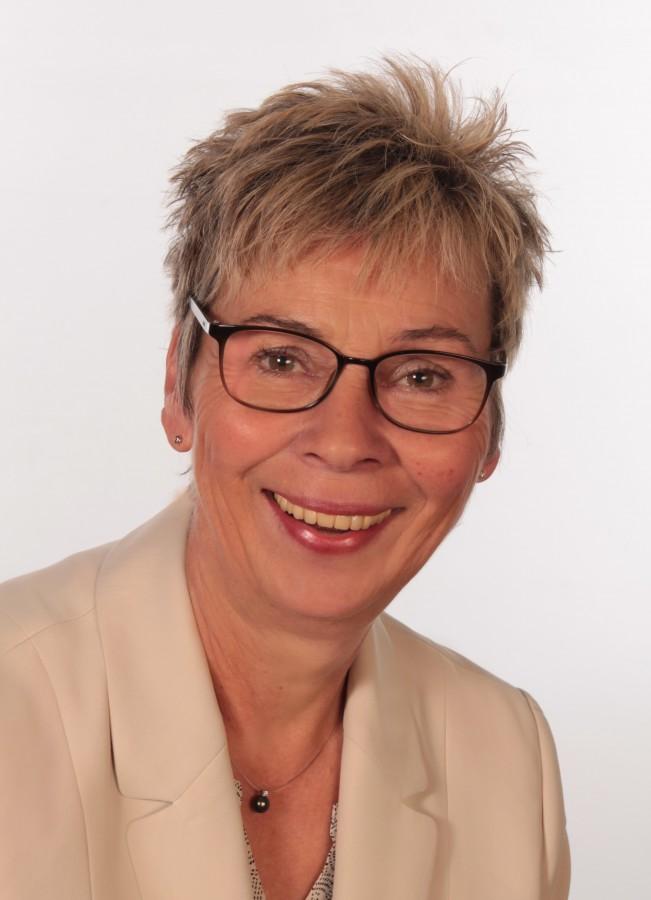 Ulrike Drossel., (Foto: Gemeinde Holzwickede)