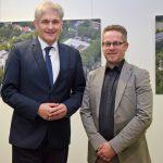 Neuer Leiter Fachbereich Bauen der Kreisverwaltung: Georg Thomys übernimmt