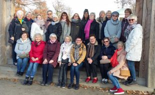 HSC-Damen: Entspanntes Wochenende in Bad Salzuflen