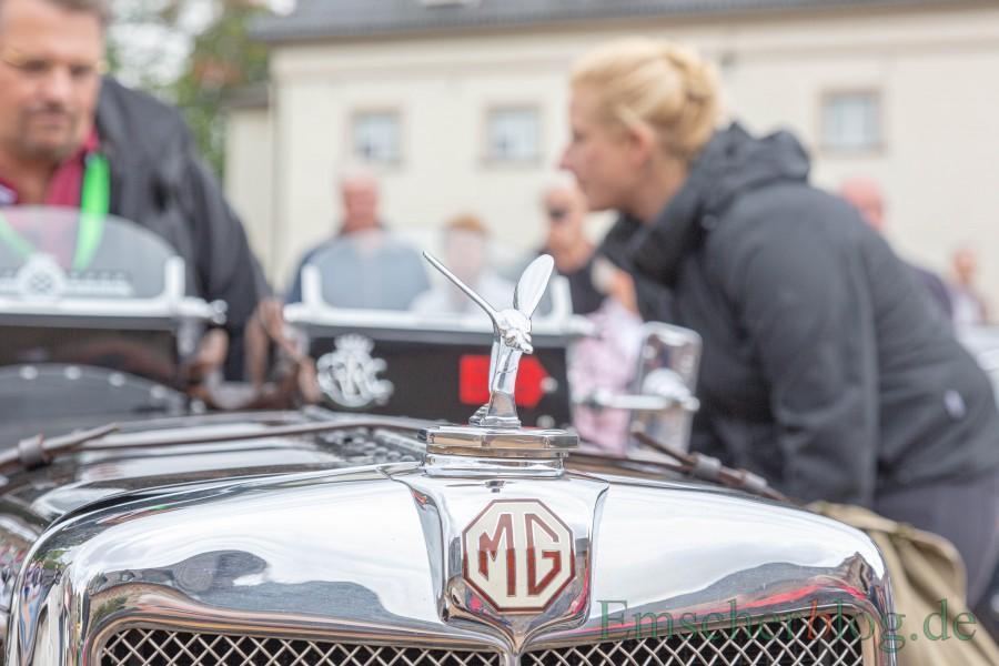Nächstes Jahr wird es die 11. Haarstranbg Classic am 12. Juli wieder mit Start/Ziel am Haus Opherdicke geben. (Foto: P. Gräber - Emscherblog)