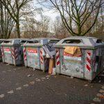 Neue Abfallsatzung: Containerstandorte verschwinden - blaue Tonne für alle