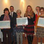 UKBS zeigt Herz für Kinder: Fördervereine der Sonderschulen mit Spenden bedacht