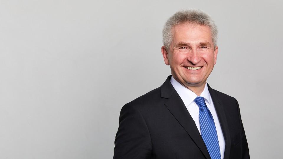 Ehrengast beim Neujahrsempfang der FDP in Holzwickede: der NRW-Minister für Wirtschaft, Innovation, Digitalisierung und Energie, Prof. Dr. Andreas Pinkwart.  (Foto: MWIDE NRW/F. Wiedemeier)