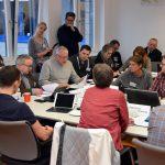 Krisenstab des Kreises tagt: Kommunikationsstrukturen im Test