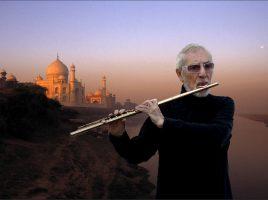 Chris Hinze bringt seine Eindrücke aus Indien mit. Natürlich war er auch am Taj Mahal. (Foto: Chris Hinze)