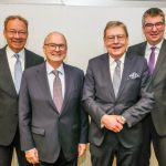 Langjähriger Kommunikationschef der IHK zu Dortmund in Ruhestand verabschiedet