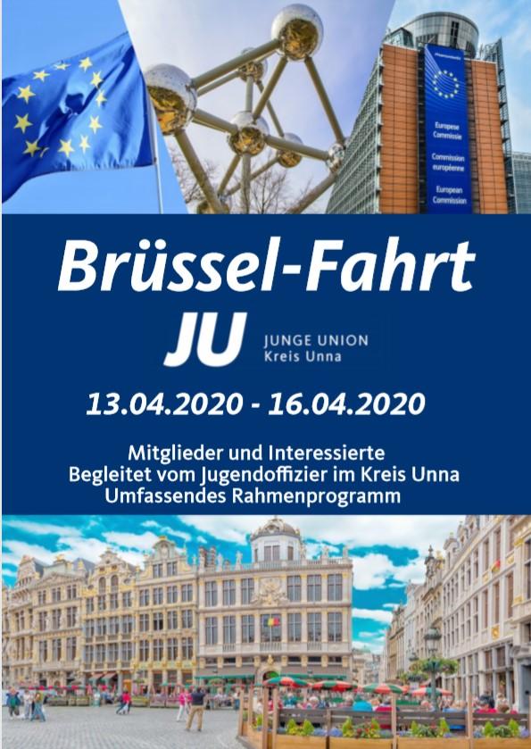 Brüssel-Fahrt Junge Union