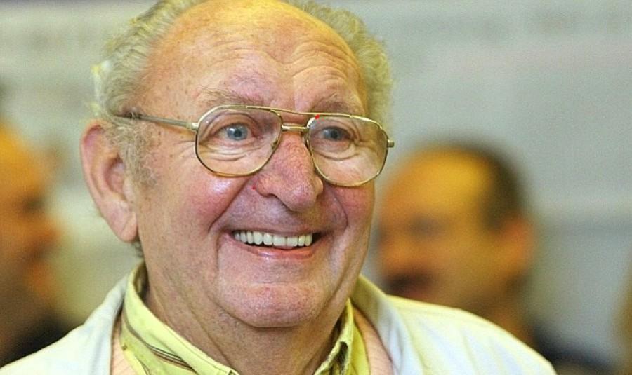 Im Alter von 90 Jahren verstorben: der Schriftsteller Josef Reding. (Foto: Archiv)