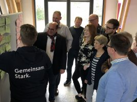 Alle packen an, alle machen mit: CDU-Aktive aus dem zukünftigen Wahlkampfteam bei der Ideensammlung. (Foto: privat)