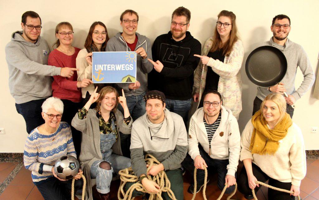 Die Jugendreferenten der Kirchengemeinden im Ev. Kirchenkreis Unna freuen sich darauf, gemeinsam mit Kindern und Jugendlichen unterwegs zu sein. (Foto: KK-Unna)