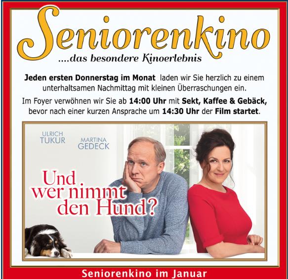 """Mit Martina Gedeck und Ulrich Tukur in der Komödie """"Und wer nimmt den Hund?"""""""