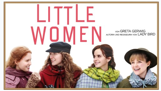 """Das Kinorama Unna zeigt die Buchverfilmung """"Little Women"""" im Seniorenkino. (Foto: Filmplakat)"""