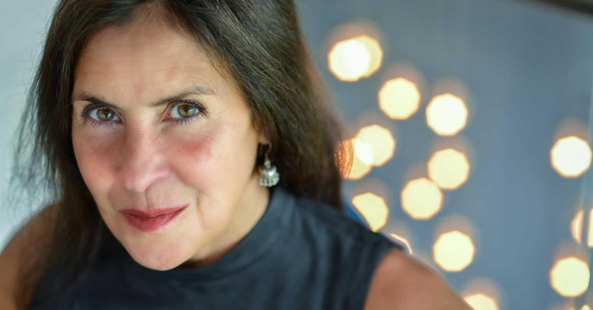 In bester Begleitung spielt Shaunette Hildabrand am 27. Februar feinsten Jazz mit in den Spiegelsaal. (Foto: Shaunette Hildabrand)