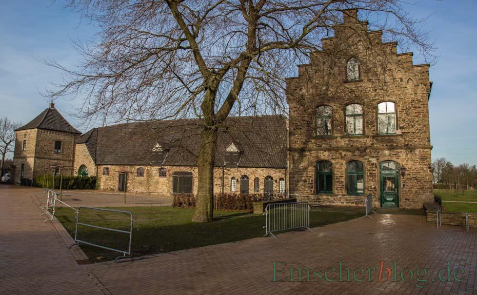 us Opherdicke bleibt bis zum 19. April geschlossen. (Foto: P. Gräber - Emscherblog)