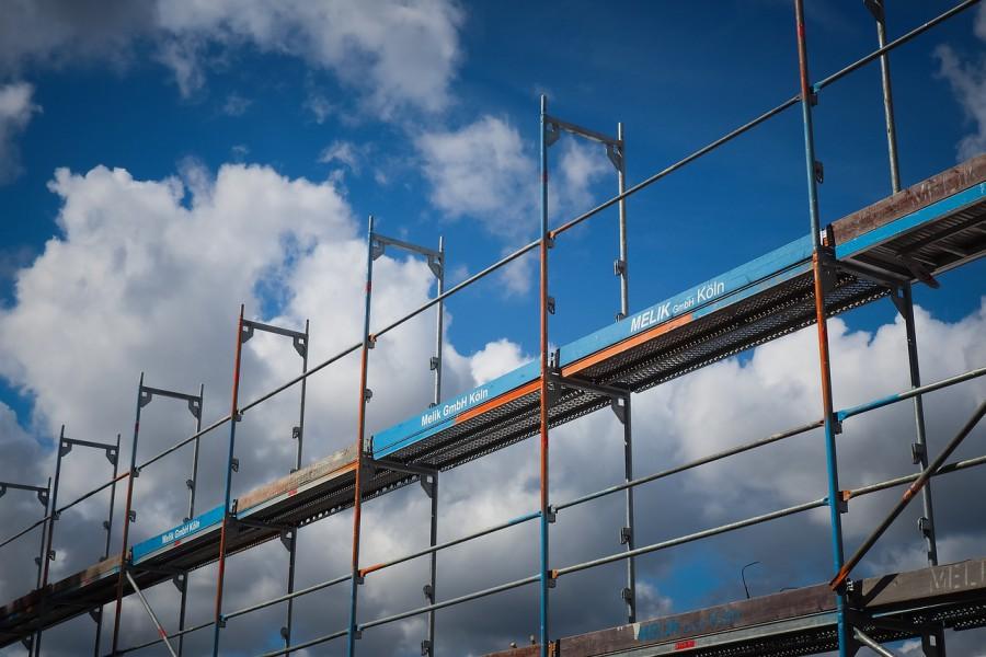 Im Kreis Unna wurde der soziale Wohnungsbau im Vorjahr mit 10,9 Mio. Euro gefördert. In Holzwickede fand sozialer Wohnungsbau allerdings in den vergangenen beiden Jahren nicht statt. (Foto: Michael Gaida - pixabay)