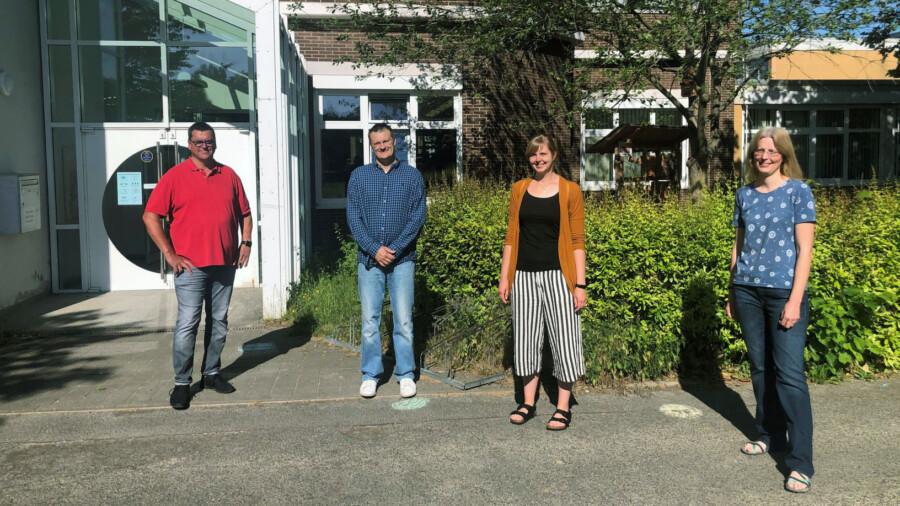 Neuer Mitarbeiter im Gemeindearchiv
