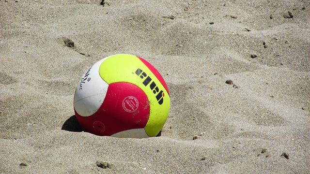 Beachvolleyball (Foto: Pixabay)