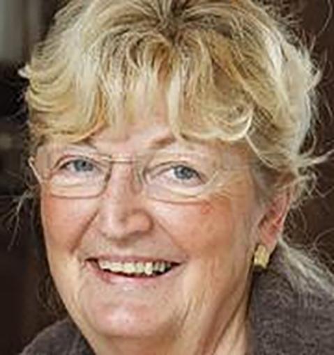 Margret Mader (†), wie sie viele Holzwickeder in Erinnerung haben. (Foto: Archiv)