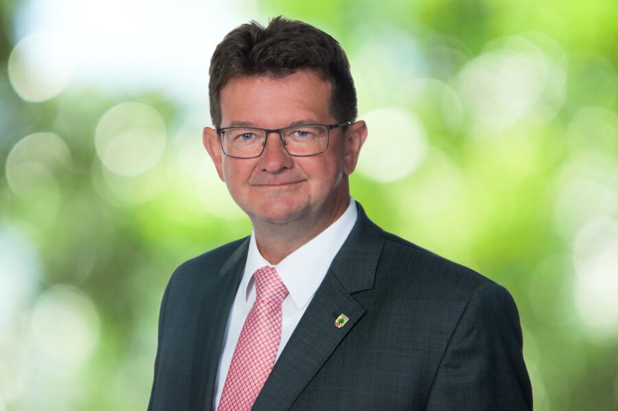 Seine Partei spricht sich gegen Steuererhöhungen aus: CDU-Parteivorsitzender Frank Lausmann.  (Foto: CDU)