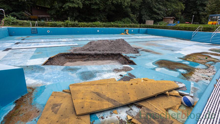 Sanierung Nichtschwimmerbecken im Freibad Schöne Flöte: Keine Förderzusage für dieses Jahr