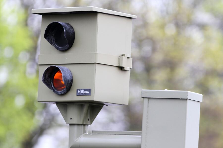 """Rund 42.470 Geschwindigkeitsverstöße wurden durch die stationären Blitzer (""""Starenkästen"""") im Kreis Unna im Vorjahr registriert. (Symbolfoto: www.bussgeldkatalog.org)"""