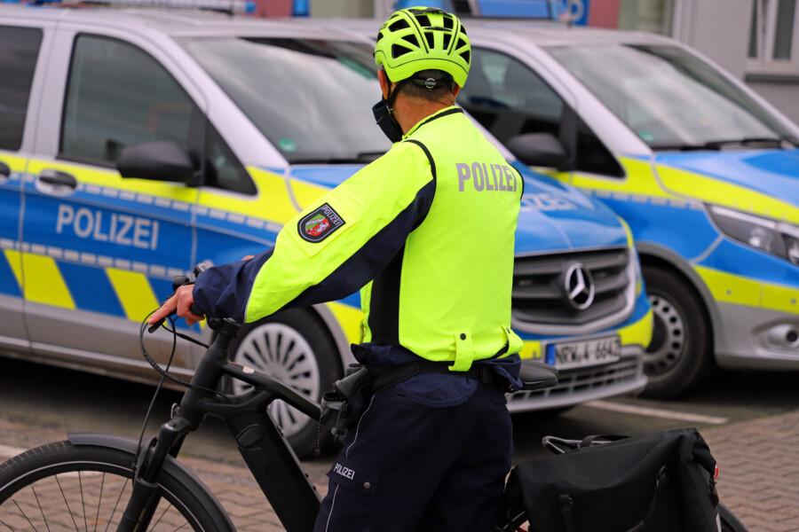 In der dunklen Jahreszeit ist eine funktionsfähige Lichttechnik besonders wichtig: Die Polizei kündigt verstärkte Kontrollen von Fahrradfahrern an. (Foto: Kreispolizei Unna)