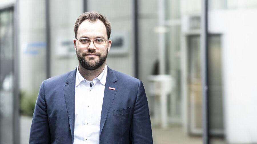 HWK-Abteilungsleiter Ausbildungsberatung: Tobias Schmidt. (Foto: HWK Dortmund)