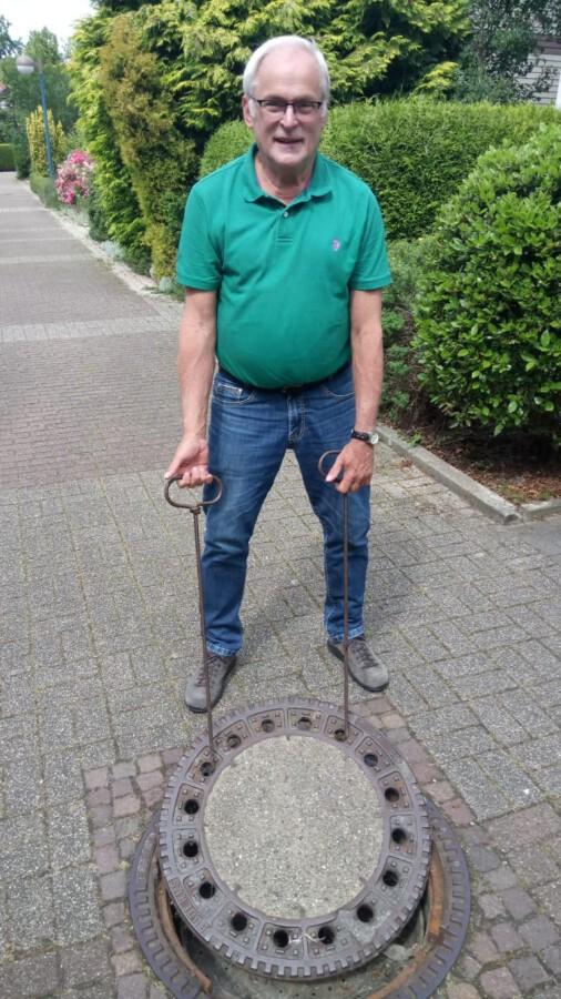 Mit Tiefbau kennt er sich aus: Rolf Rehling ist Diplom-Ingenieur und ausgewiesener Fachmann für Kanalbau. Auf seine Expertise wird die Gemeinde künftig verzichten müssen.  (Foto: privat)