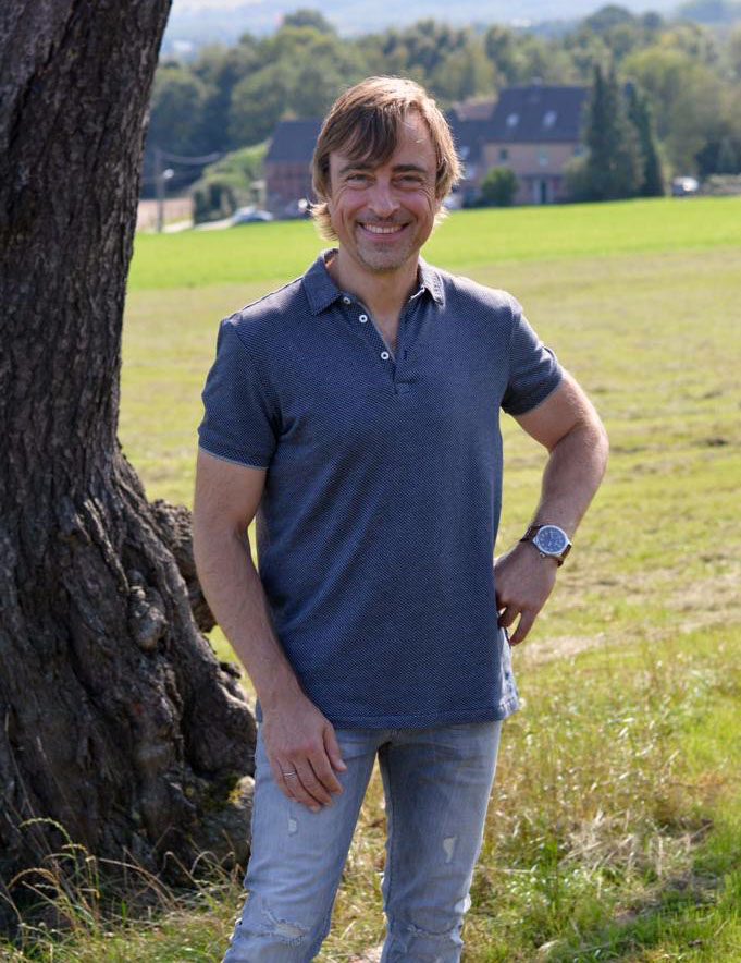 Hofft auf möglichst viele Votings morgen aus seiner Heimatgemeinde: der Holzwickeder Thomas Matiszik. (Foto: Sarah Heilbrunner)