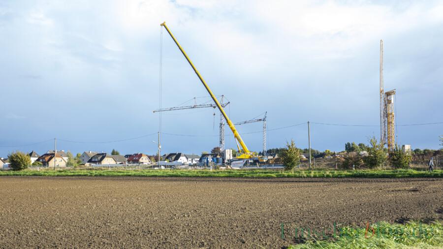 """""""Wohnpark Emscherquelle"""": Kanalnetz geprüft und intakt – Hochbau hat begonnen"""