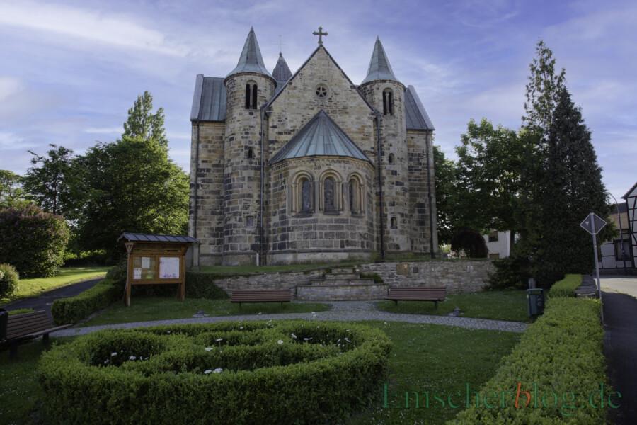 Ev. Kirche Opherdicke. (Foto: P. Gräber - Emscherblog)