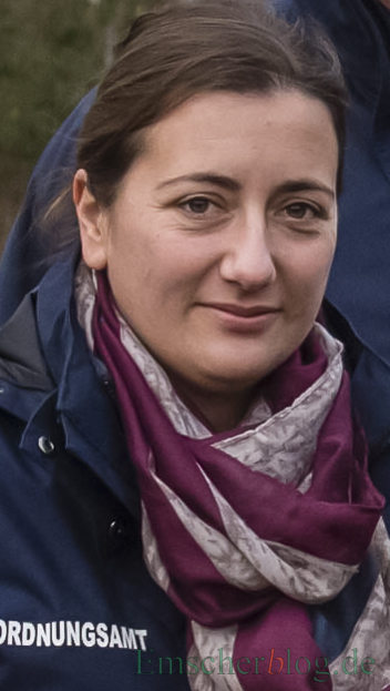 Stefanie Heinrich (Foto: P. Gräber - Emscherblog)