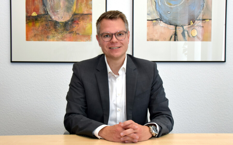 Kreisdirektor und Kämmerer Janke hat den Haushaltsplanentwurf für 2021 eingebracht. (Foto: Max Rolke – Kreis Unna)