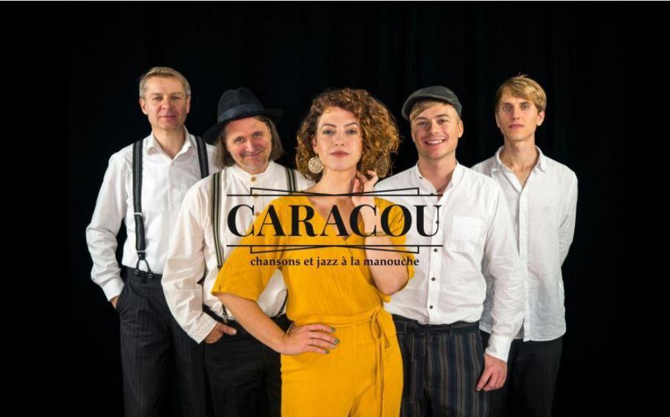 Auf die Dresdener Band Caracau und französische Jazz-Chansons dürfen sich die Holzwickeder schon im April freuen. (Foto: Caracou)