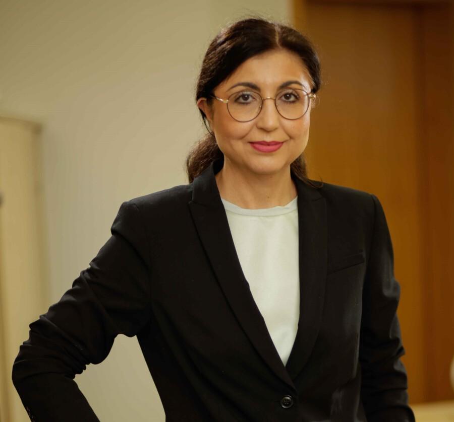 Hatice Müller-Aras Fachbereichsleiterin b. Multikulturellen Forum. (Foto: Kreis Unna)