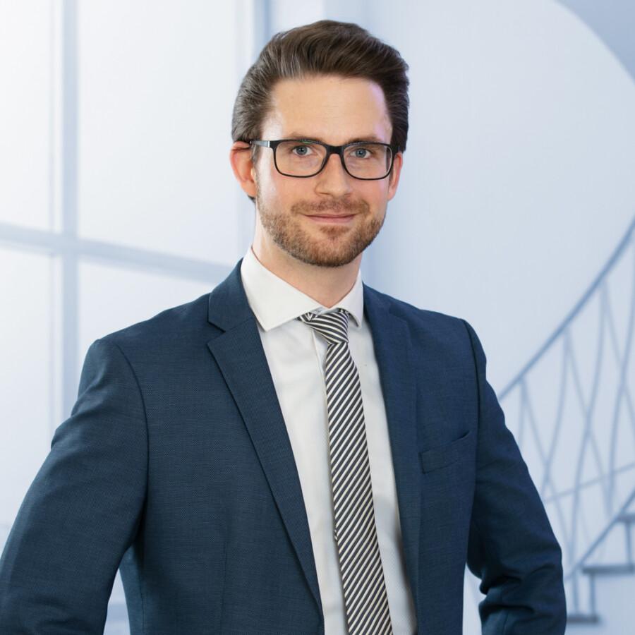 Referatsleiter Auslandsmarkterschließung und New Economy der IHK: Dominik Stuite. (Foto: IHK)