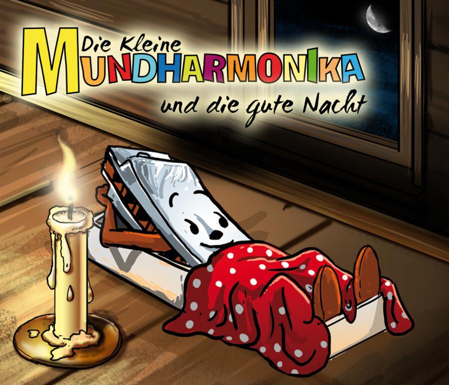 Cover des neuen Hörbuchs, das der Musiker und Kinderbuchautor  Chris Kramer im aktuellen Corona-Lockdown produziert hat. (Foto: BTM Musikverlag)