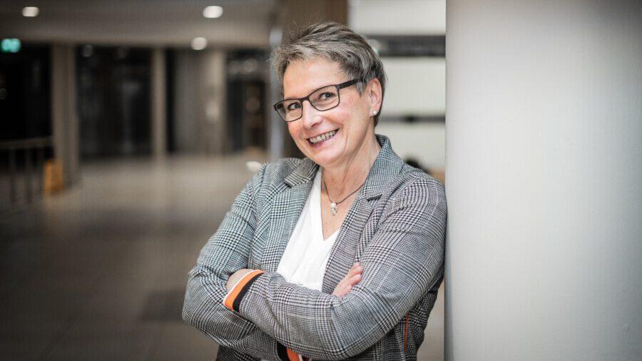Der Rat der Stadt Dortmund wählte am 11. Februar die HSC-Übungsleiterin Ute Mais zur 3. Bürgermeisterin von Dortmund. (Foto: privat)