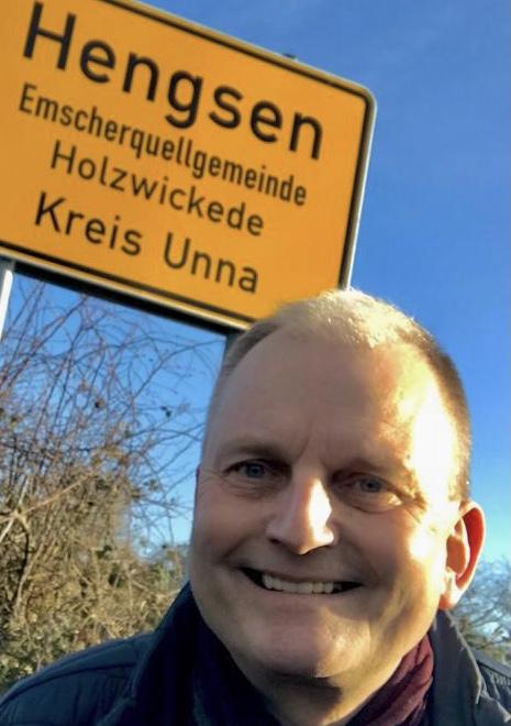 Der von ihm beantragte Spielplatz in Hengsen wurde abgelehnt: Ortsvorsteher Volker Schütte. (Foto: privat)