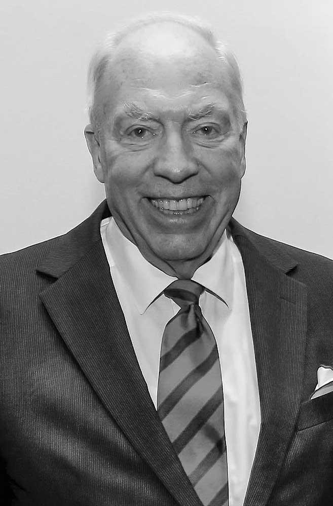 Im Alter von 87 Jahren verstorben: Dr. Walter Aden. (Foto: IHK zu Dortmund)