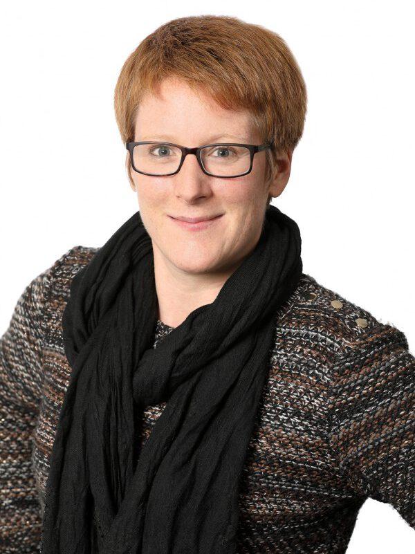 Lädt zum Erfahrungsaustausch online ein: Anica Althoff vom WFG-Krisenteam. (Foto: Bisdorf - WFG )
