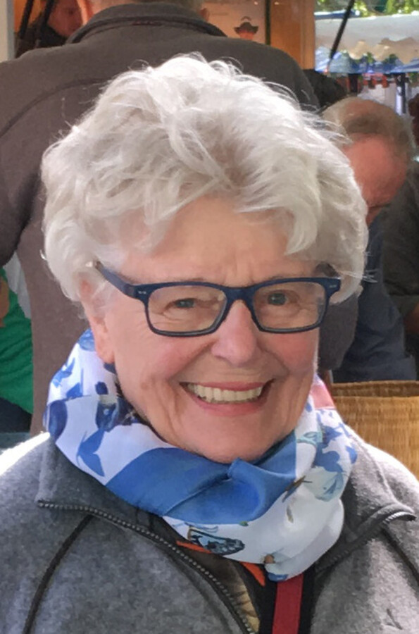 Im Alter von 88 Jahren verstorben: Christa Schönfeld (†). (Foto: privat)