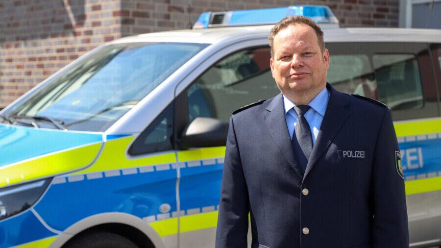 Neuer Abteilungsleiter Polizei der Kreispolizeibehörde Unna: Leitender Polizeidirektor Torsten Juds.  (Foto: Kreispolizeibehörde Unna)