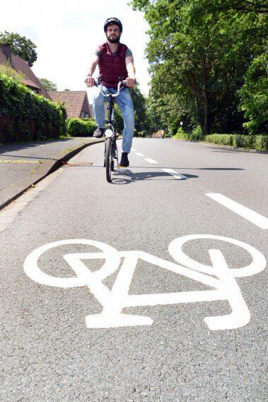 Die CDU möchte die Radwege in der Gemeinde besser vernetzten. (Foto: B. Kalle – Kreis Unna)