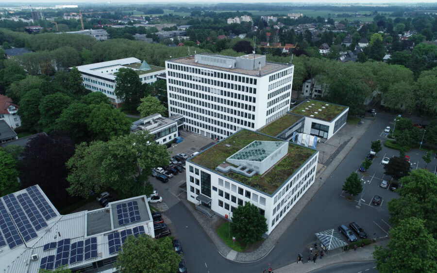 Möglich ab 2022 für Azubis: Ein Arbeitsplatz im Kreishaus. (Foto: Marcel Budinger Kreis Unna)