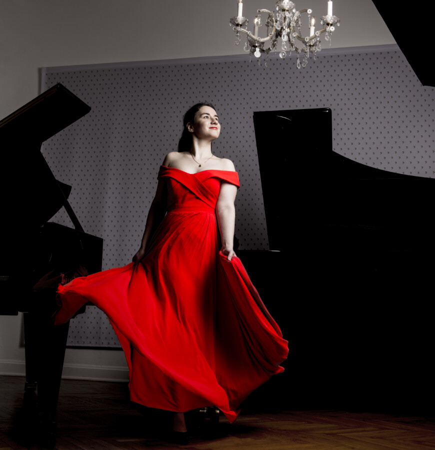 Kammermusik auf der Sommerbühne: Mozart, Schubert und Beethoven auf Klavier und Violine