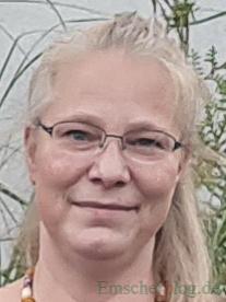 Angelika Hartjenstein. (Foto: P. Gräber - Emscherblog)