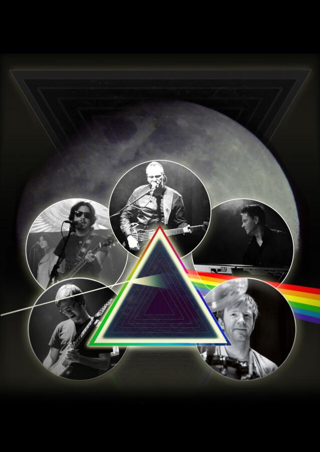 """Präsentieren alle Pink Floyd-Hits auf der Kleinkunstbühne Rausingen: """"Floydside of the moon"""" . (Foto: Agentur)"""