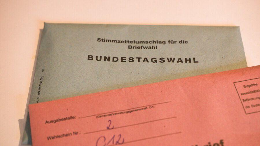 Anträge zur Briefwahl können online bis Mittwoch (22. September) und danach nur noch persönlich im Bürgerbüro gestellt werden. (Symbolfoto: Pixabay)